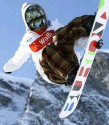 スノーボード無料画像2