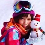 スノーボード無料画像