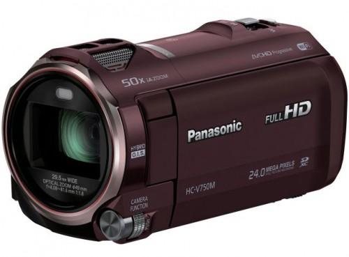 panaビデオカメラ